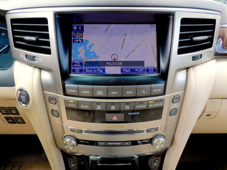 Used 2013 Lexus Lx 570 4WD Used 2013 Lexus Lx 570 4WD for sale  at Metro West Motorcars LLC in Shrewsbury MA 11
