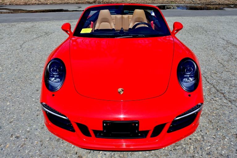 Used 2016 Porsche 911 Carrera 4 GTS Cabriolet Used 2016 Porsche 911 Carrera 4 GTS Cabriolet for sale  at Metro West Motorcars LLC in Shrewsbury MA 15