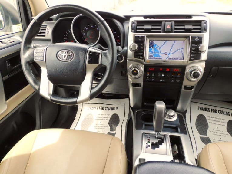 Used 2012 Toyota 4runner V6 Limited 4WD Used 2012 Toyota 4runner V6 Limited 4WD for sale  at Metro West Motorcars LLC in Shrewsbury MA 10
