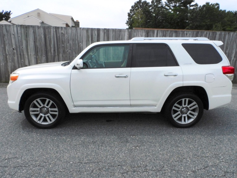 Used 2012 Toyota 4runner V6 Limited 4WD Used 2012 Toyota 4runner V6 Limited 4WD for sale  at Metro West Motorcars LLC in Shrewsbury MA 2
