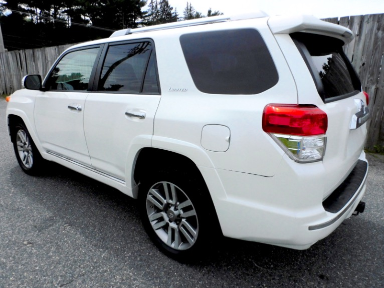 Used 2012 Toyota 4runner V6 Limited 4WD Used 2012 Toyota 4runner V6 Limited 4WD for sale  at Metro West Motorcars LLC in Shrewsbury MA 3
