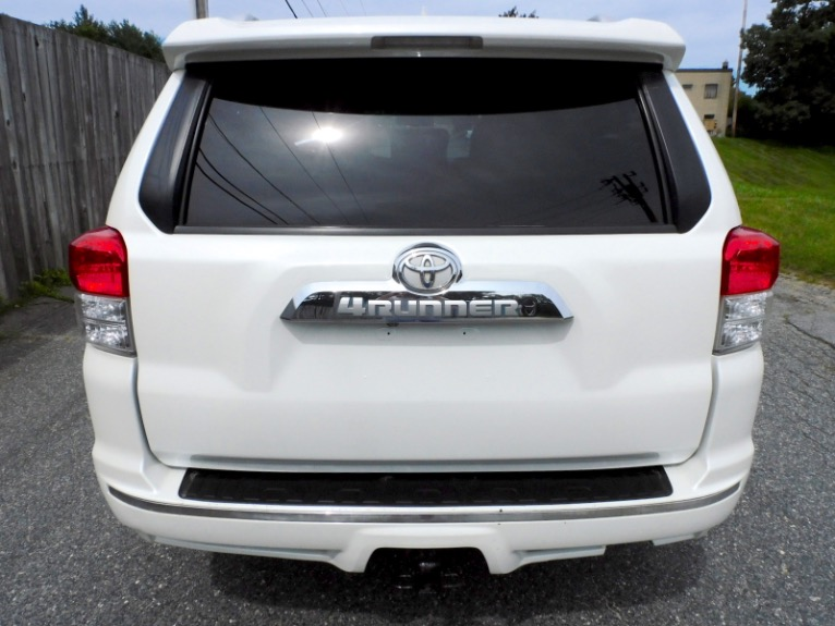 Used 2012 Toyota 4runner V6 Limited 4WD Used 2012 Toyota 4runner V6 Limited 4WD for sale  at Metro West Motorcars LLC in Shrewsbury MA 4