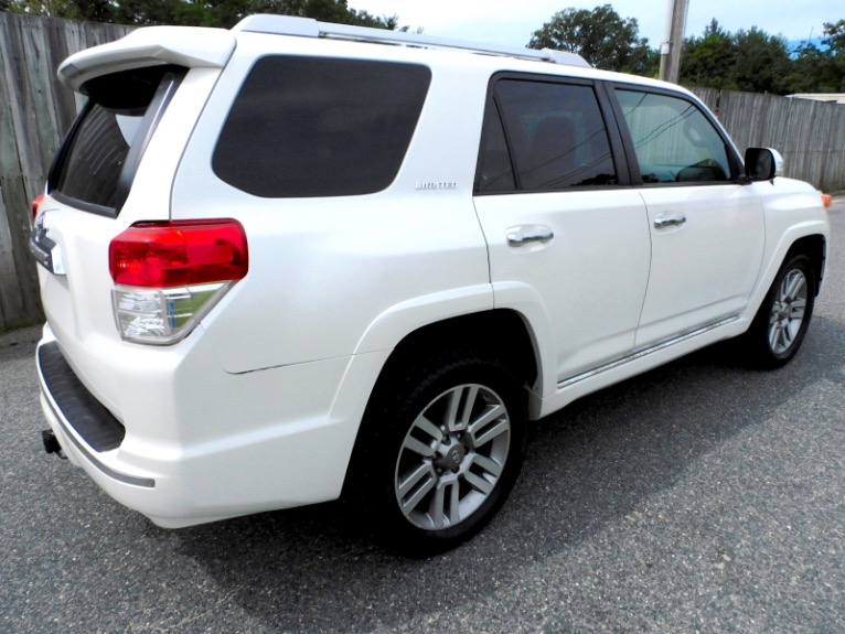 Used 2012 Toyota 4runner V6 Limited 4WD Used 2012 Toyota 4runner V6 Limited 4WD for sale  at Metro West Motorcars LLC in Shrewsbury MA 5