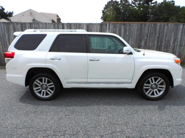 Used 2012 Toyota 4runner V6 Limited 4WD Used 2012 Toyota 4runner V6 Limited 4WD for sale  at Metro West Motorcars LLC in Shrewsbury MA 6