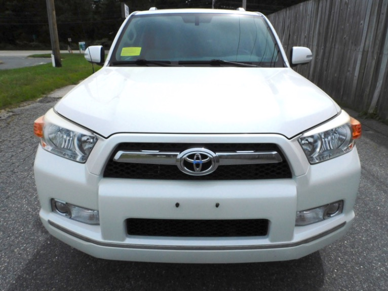 Used 2012 Toyota 4runner V6 Limited 4WD Used 2012 Toyota 4runner V6 Limited 4WD for sale  at Metro West Motorcars LLC in Shrewsbury MA 8