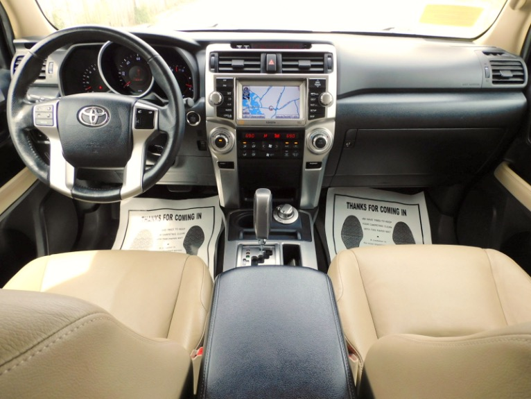 Used 2012 Toyota 4runner V6 Limited 4WD Used 2012 Toyota 4runner V6 Limited 4WD for sale  at Metro West Motorcars LLC in Shrewsbury MA 9