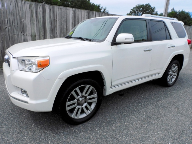 Used 2012 Toyota 4runner V6 Limited 4WD Used 2012 Toyota 4runner V6 Limited 4WD for sale  at Metro West Motorcars LLC in Shrewsbury MA 1