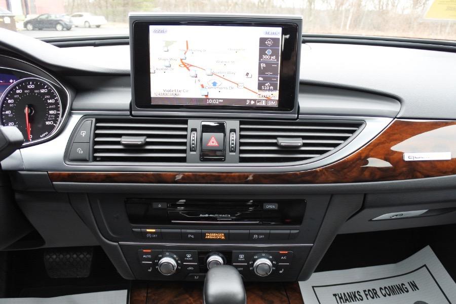 Used 2016 Audi A6 3.0 TDI Premium Plus Quattro Used 2016 Audi A6 3.0 TDI Premium Plus Quattro for sale  at Metro West Motorcars LLC in Shrewsbury MA 10