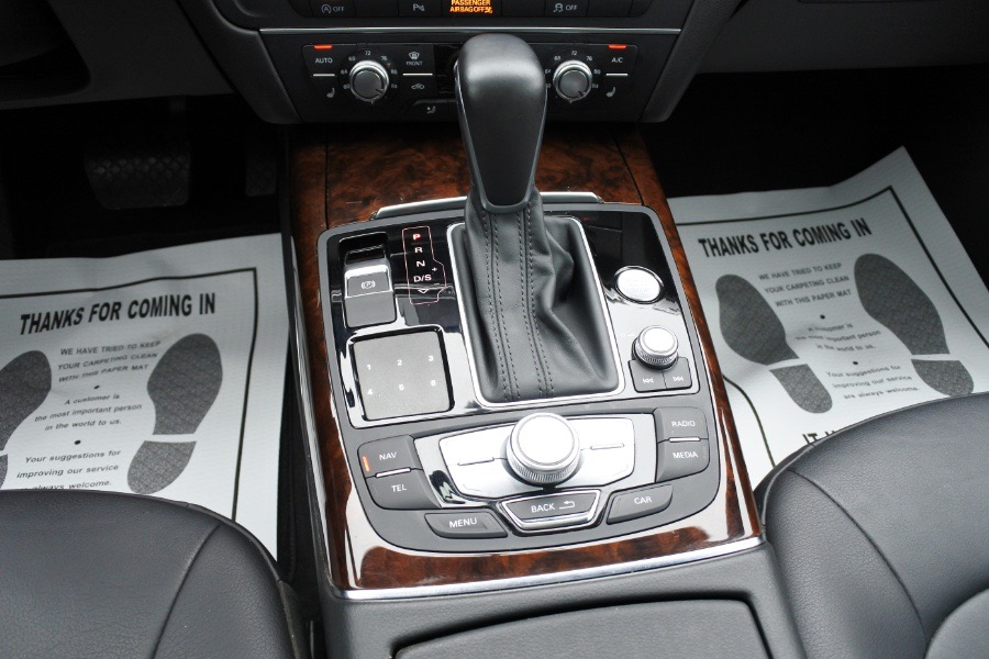 Used 2016 Audi A6 3.0 TDI Premium Plus Quattro Used 2016 Audi A6 3.0 TDI Premium Plus Quattro for sale  at Metro West Motorcars LLC in Shrewsbury MA 12