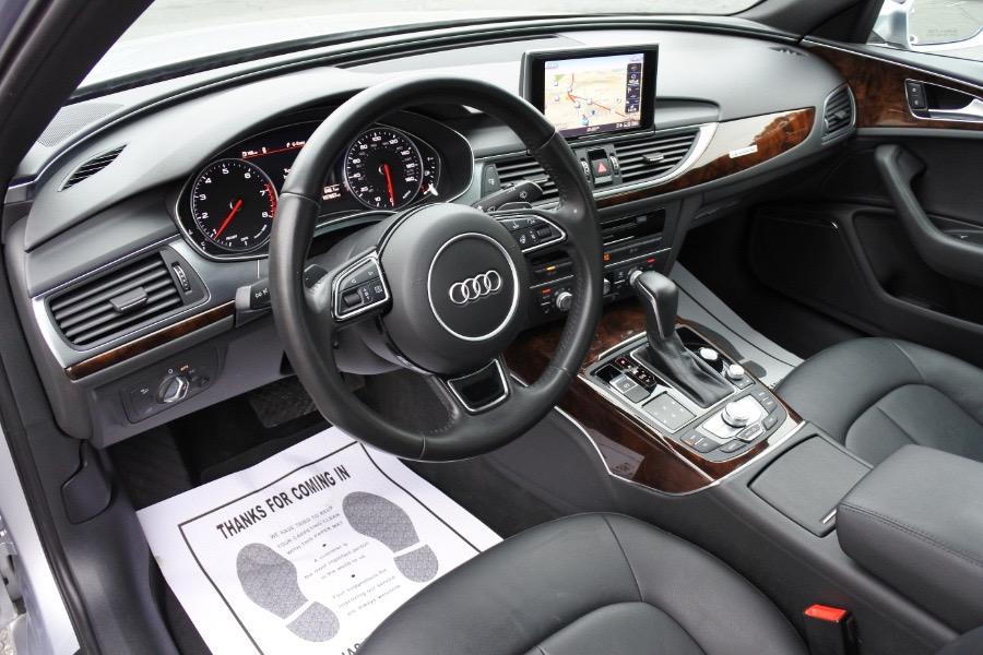 Used 2016 Audi A6 3.0 TDI Premium Plus Quattro Used 2016 Audi A6 3.0 TDI Premium Plus Quattro for sale  at Metro West Motorcars LLC in Shrewsbury MA 13