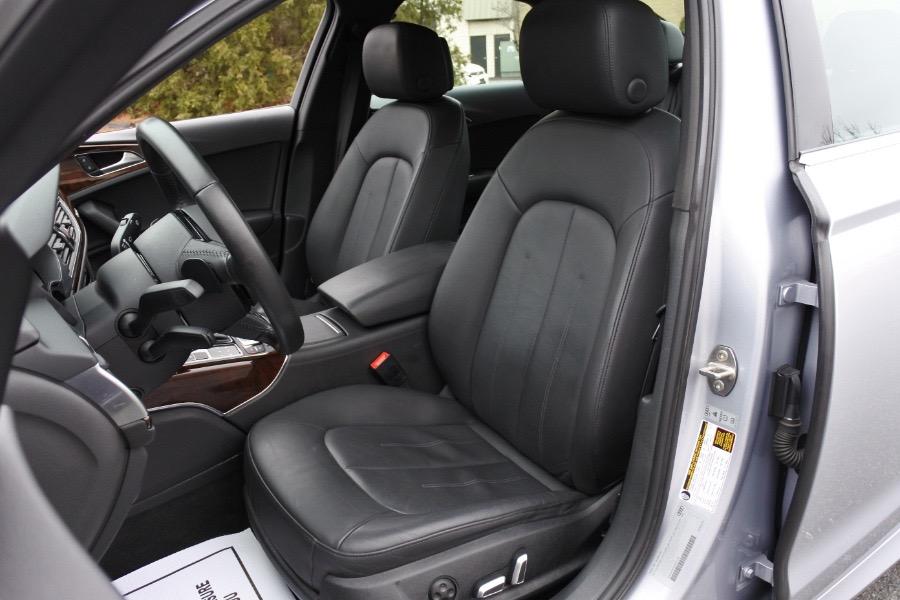 Used 2016 Audi A6 3.0 TDI Premium Plus Quattro Used 2016 Audi A6 3.0 TDI Premium Plus Quattro for sale  at Metro West Motorcars LLC in Shrewsbury MA 14