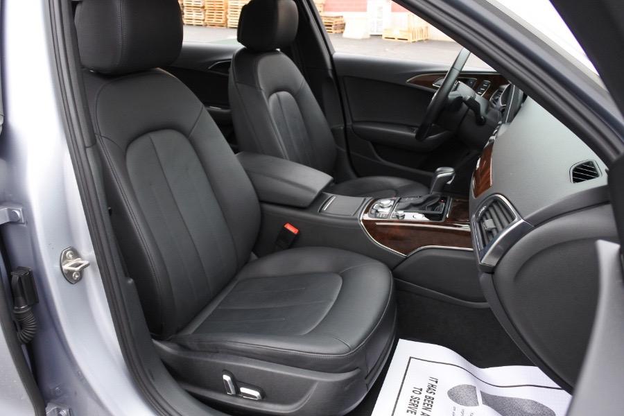 Used 2016 Audi A6 3.0 TDI Premium Plus Quattro Used 2016 Audi A6 3.0 TDI Premium Plus Quattro for sale  at Metro West Motorcars LLC in Shrewsbury MA 18