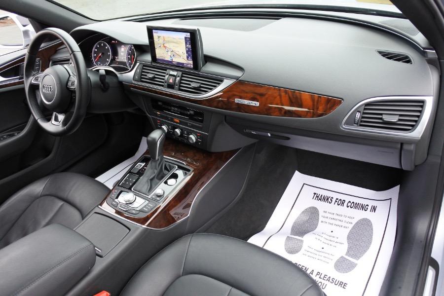 Used 2016 Audi A6 3.0 TDI Premium Plus Quattro Used 2016 Audi A6 3.0 TDI Premium Plus Quattro for sale  at Metro West Motorcars LLC in Shrewsbury MA 19