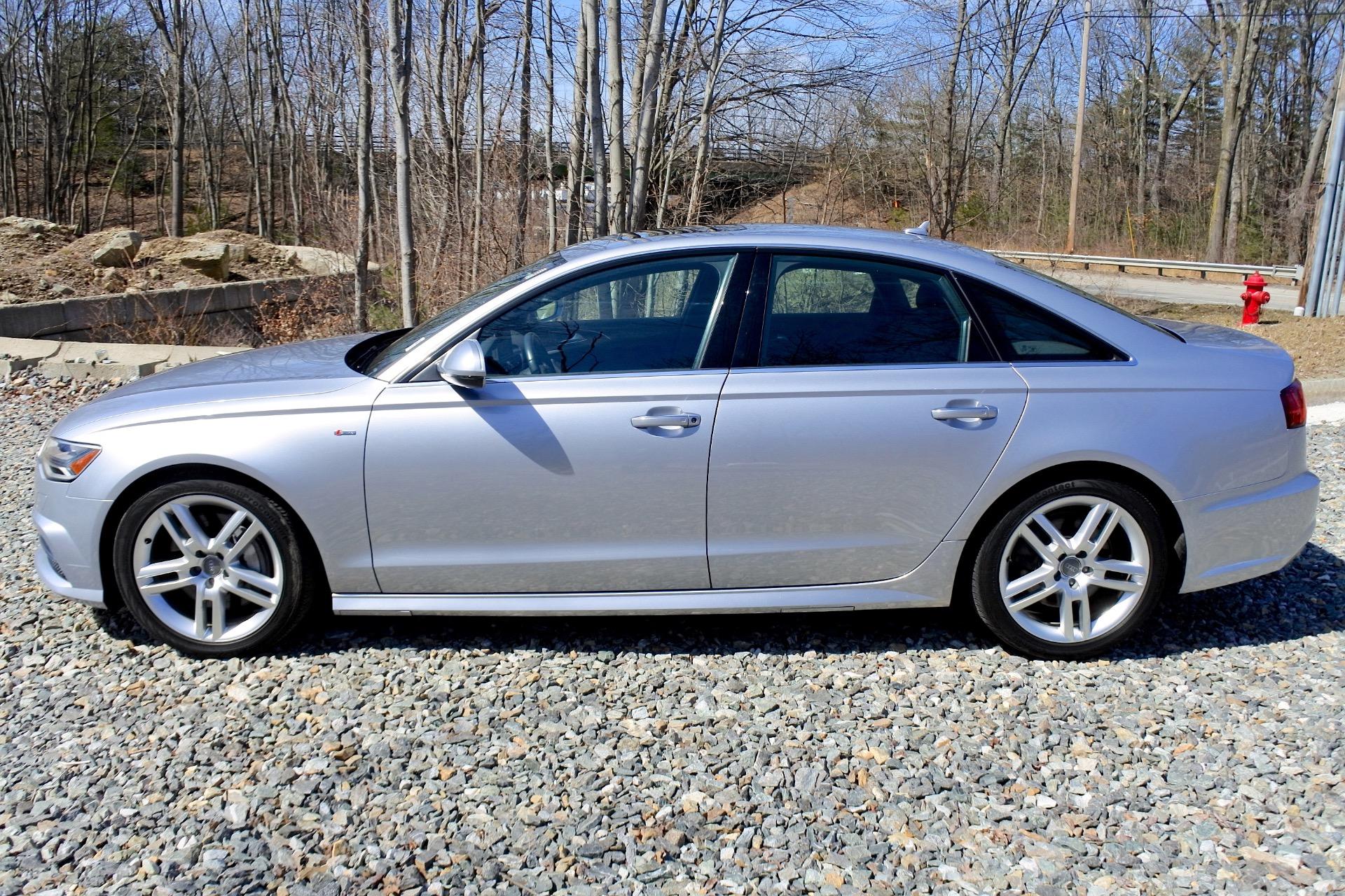 Used 2016 Audi A6 3.0 TDI Premium Plus Quattro Used 2016 Audi A6 3.0 TDI Premium Plus Quattro for sale  at Metro West Motorcars LLC in Shrewsbury MA 2