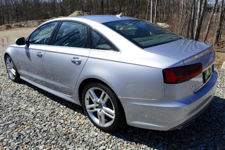 Used 2016 Audi A6 3.0 TDI Premium Plus Quattro Used 2016 Audi A6 3.0 TDI Premium Plus Quattro for sale  at Metro West Motorcars LLC in Shrewsbury MA 3