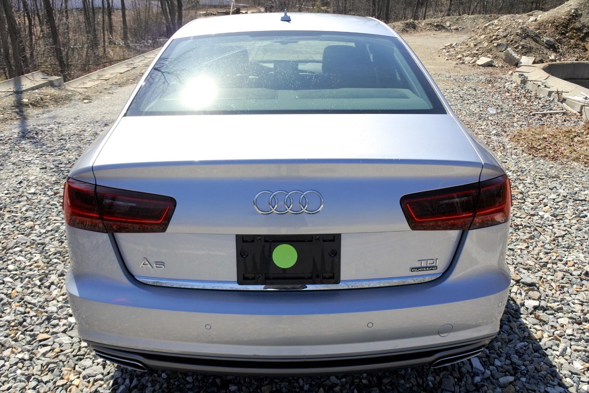 Used 2016 Audi A6 3.0 TDI Premium Plus Quattro Used 2016 Audi A6 3.0 TDI Premium Plus Quattro for sale  at Metro West Motorcars LLC in Shrewsbury MA 4