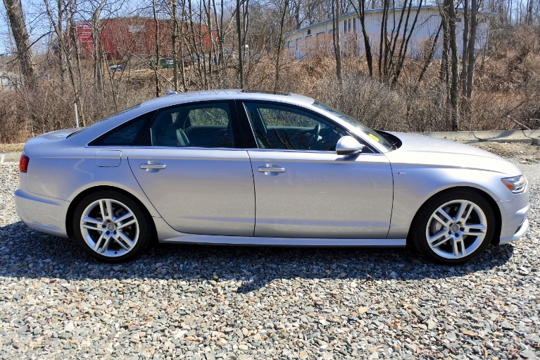 Used 2016 Audi A6 3.0 TDI Premium Plus Quattro Used 2016 Audi A6 3.0 TDI Premium Plus Quattro for sale  at Metro West Motorcars LLC in Shrewsbury MA 6