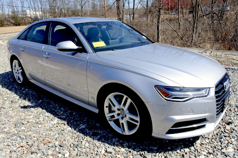Used 2016 Audi A6 3.0 TDI Premium Plus Quattro Used 2016 Audi A6 3.0 TDI Premium Plus Quattro for sale  at Metro West Motorcars LLC in Shrewsbury MA 7