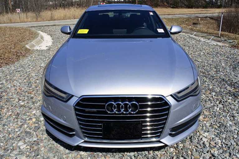 Used 2016 Audi A6 3.0 TDI Premium Plus Quattro Used 2016 Audi A6 3.0 TDI Premium Plus Quattro for sale  at Metro West Motorcars LLC in Shrewsbury MA 8