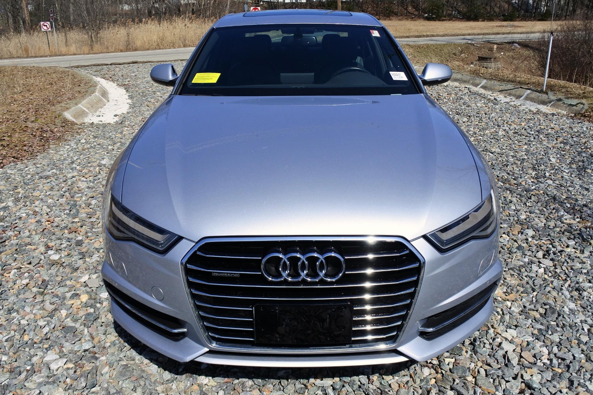Used 2016 Audi A6 3.0 TDI Premium Plus Quattro Used 2016 Audi A6 3.0 TDI Premium Plus Quattro for sale  at Metro West Motorcars LLC in Shrewsbury MA 8