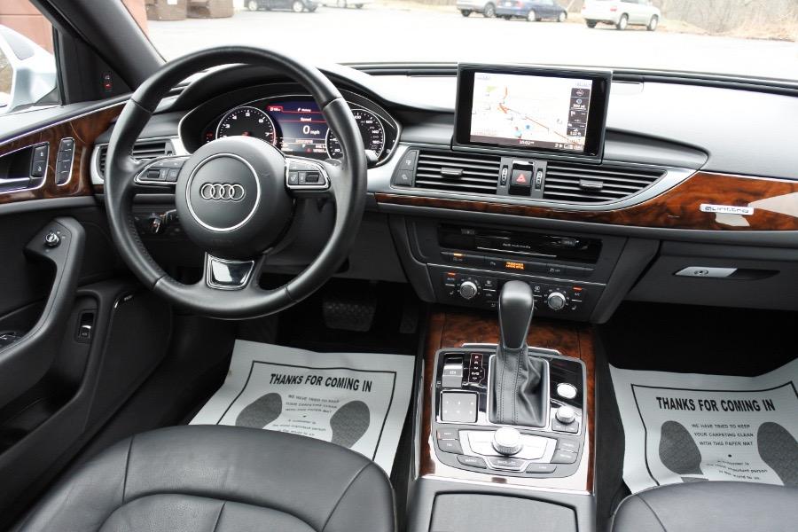 Used 2016 Audi A6 3.0 TDI Premium Plus Quattro Used 2016 Audi A6 3.0 TDI Premium Plus Quattro for sale  at Metro West Motorcars LLC in Shrewsbury MA 9