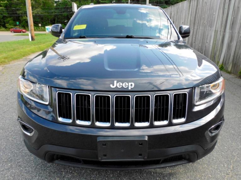 Used 2016 Jeep Grand Cherokee Laredo 4WD Used 2016 Jeep Grand Cherokee Laredo 4WD for sale  at Metro West Motorcars LLC in Shrewsbury MA 8
