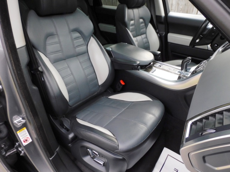 Used 2015 Land Rover Range Rover Sport Autobiography Used 2015 Land Rover Range Rover Sport Autobiography for sale  at Metro West Motorcars LLC in Shrewsbury MA 20
