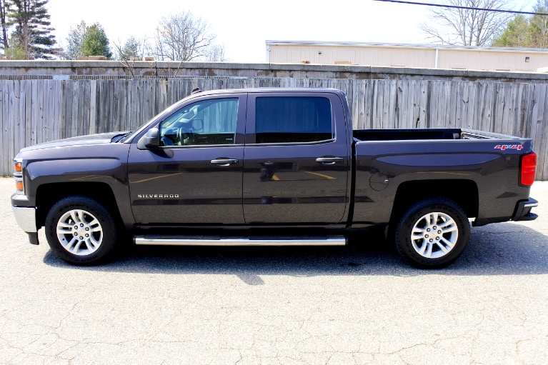 Used 2014 Chevrolet Silverado 1500 2LT Allstar Edition 4WD Crew Cab Used 2014 Chevrolet Silverado 1500 2LT Allstar Edition 4WD Crew Cab for sale  at Metro West Motorcars LLC in Shrewsbury MA 2