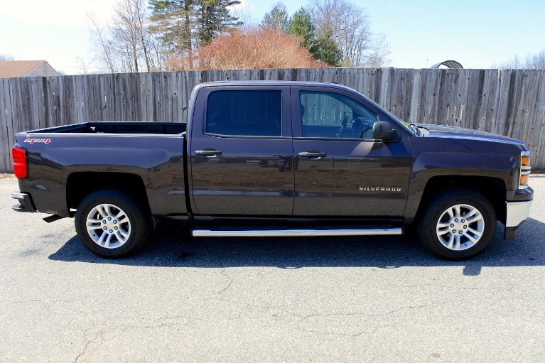 Used 2014 Chevrolet Silverado 1500 2LT Allstar Edition 4WD Crew Cab Used 2014 Chevrolet Silverado 1500 2LT Allstar Edition 4WD Crew Cab for sale  at Metro West Motorcars LLC in Shrewsbury MA 6
