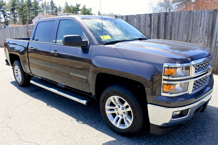 Used 2014 Chevrolet Silverado 1500 2LT Allstar Edition 4WD Crew Cab Used 2014 Chevrolet Silverado 1500 2LT Allstar Edition 4WD Crew Cab for sale  at Metro West Motorcars LLC in Shrewsbury MA 7