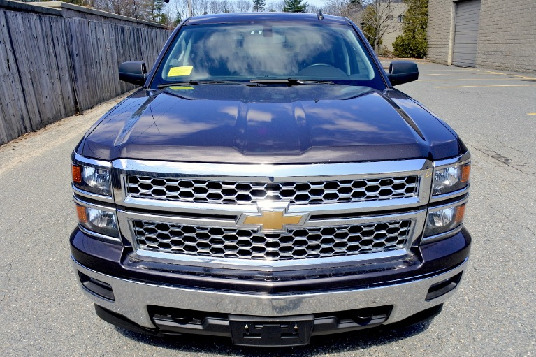 Used 2014 Chevrolet Silverado 1500 2LT Allstar Edition 4WD Crew Cab Used 2014 Chevrolet Silverado 1500 2LT Allstar Edition 4WD Crew Cab for sale  at Metro West Motorcars LLC in Shrewsbury MA 8