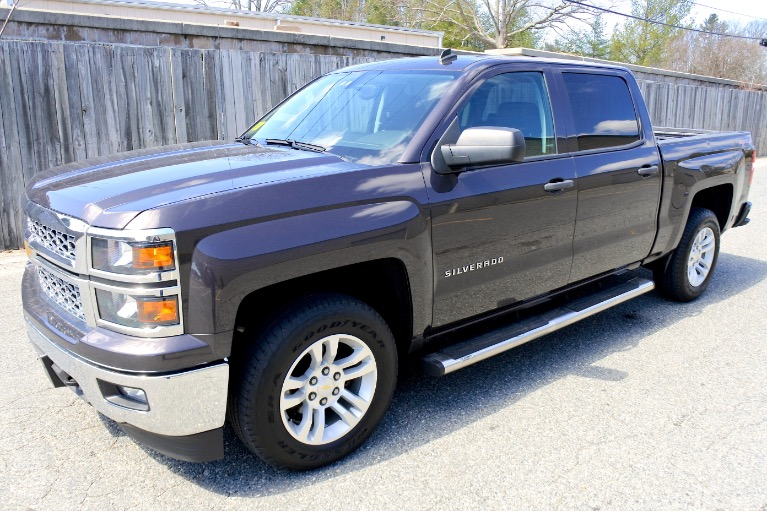 Used 2014 Chevrolet Silverado 1500 2LT Allstar Edition 4WD Crew Cab Used 2014 Chevrolet Silverado 1500 2LT Allstar Edition 4WD Crew Cab for sale  at Metro West Motorcars LLC in Shrewsbury MA 1