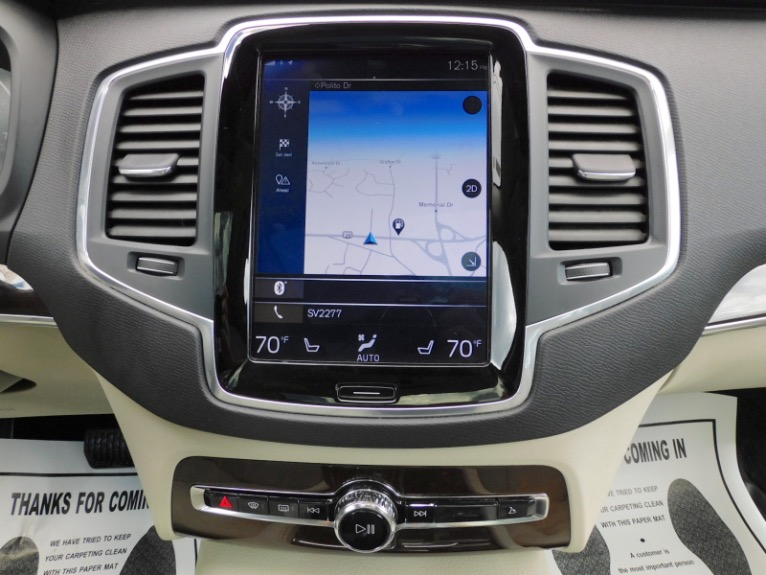Used 2019 Volvo Xc90 T6 AWD Momentum Used 2019 Volvo Xc90 T6 AWD Momentum for sale  at Metro West Motorcars LLC in Shrewsbury MA 11