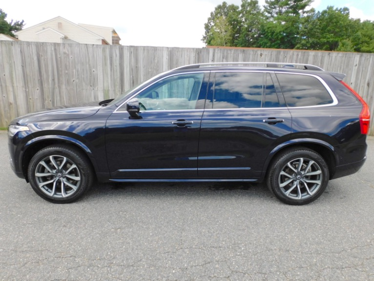 Used 2019 Volvo Xc90 T6 AWD Momentum Used 2019 Volvo Xc90 T6 AWD Momentum for sale  at Metro West Motorcars LLC in Shrewsbury MA 2