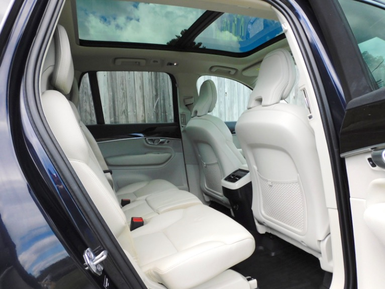 Used 2019 Volvo Xc90 T6 AWD Momentum Used 2019 Volvo Xc90 T6 AWD Momentum for sale  at Metro West Motorcars LLC in Shrewsbury MA 20
