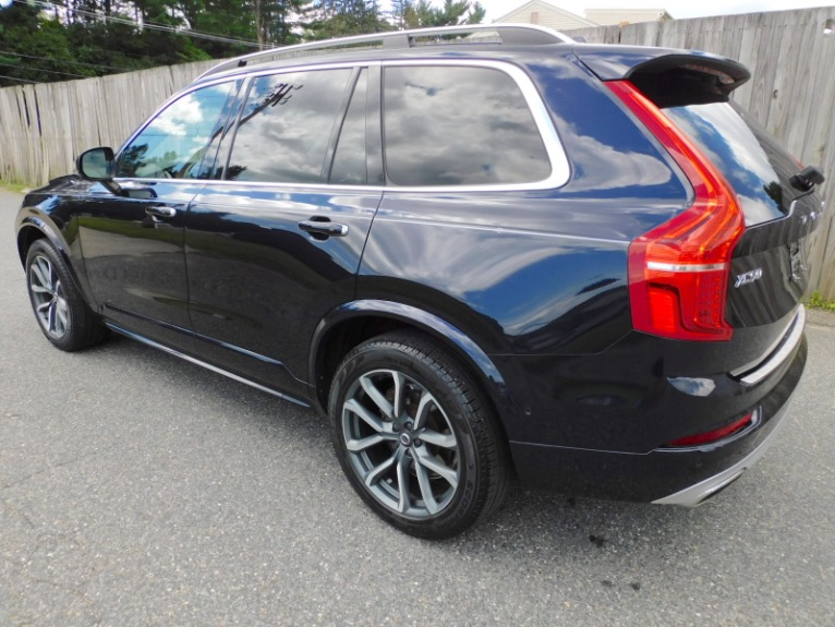 Used 2019 Volvo Xc90 T6 AWD Momentum Used 2019 Volvo Xc90 T6 AWD Momentum for sale  at Metro West Motorcars LLC in Shrewsbury MA 3