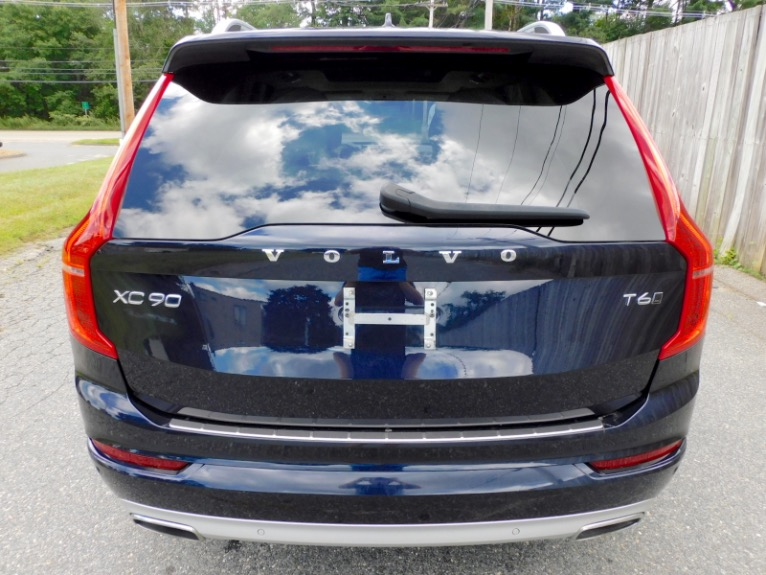 Used 2019 Volvo Xc90 T6 AWD Momentum Used 2019 Volvo Xc90 T6 AWD Momentum for sale  at Metro West Motorcars LLC in Shrewsbury MA 4