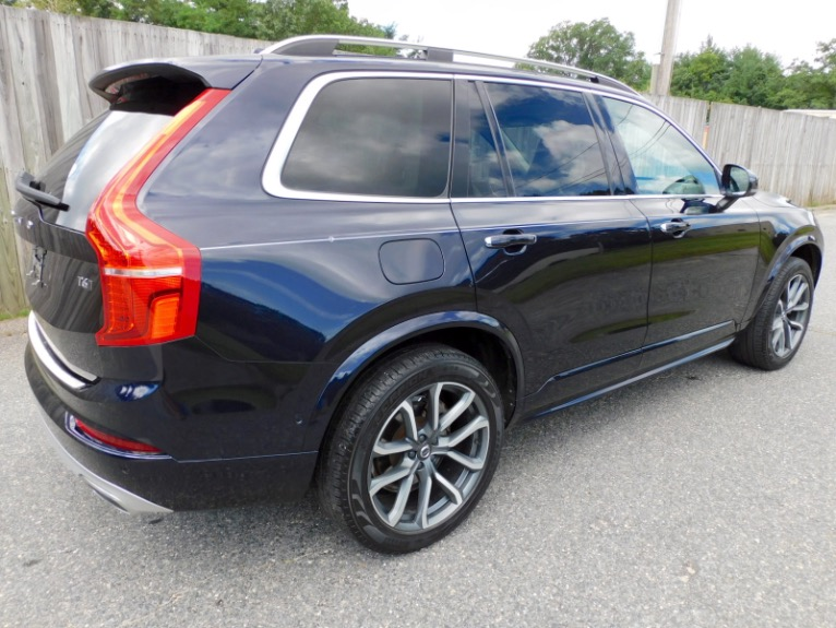 Used 2019 Volvo Xc90 T6 AWD Momentum Used 2019 Volvo Xc90 T6 AWD Momentum for sale  at Metro West Motorcars LLC in Shrewsbury MA 5