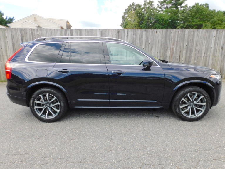 Used 2019 Volvo Xc90 T6 AWD Momentum Used 2019 Volvo Xc90 T6 AWD Momentum for sale  at Metro West Motorcars LLC in Shrewsbury MA 6
