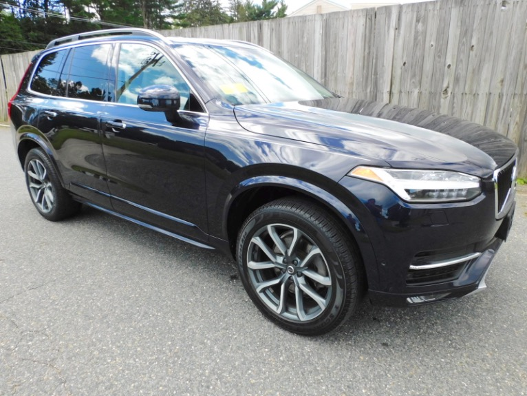 Used 2019 Volvo Xc90 T6 AWD Momentum Used 2019 Volvo Xc90 T6 AWD Momentum for sale  at Metro West Motorcars LLC in Shrewsbury MA 7