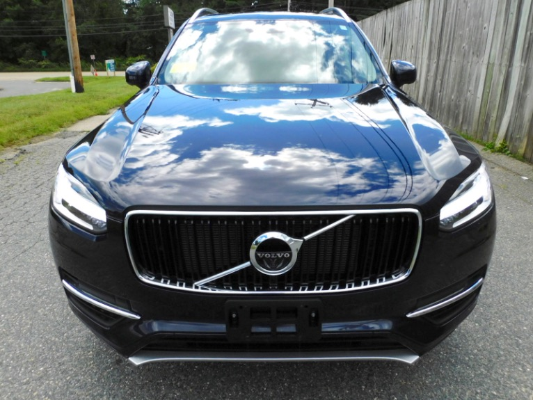 Used 2019 Volvo Xc90 T6 AWD Momentum Used 2019 Volvo Xc90 T6 AWD Momentum for sale  at Metro West Motorcars LLC in Shrewsbury MA 8