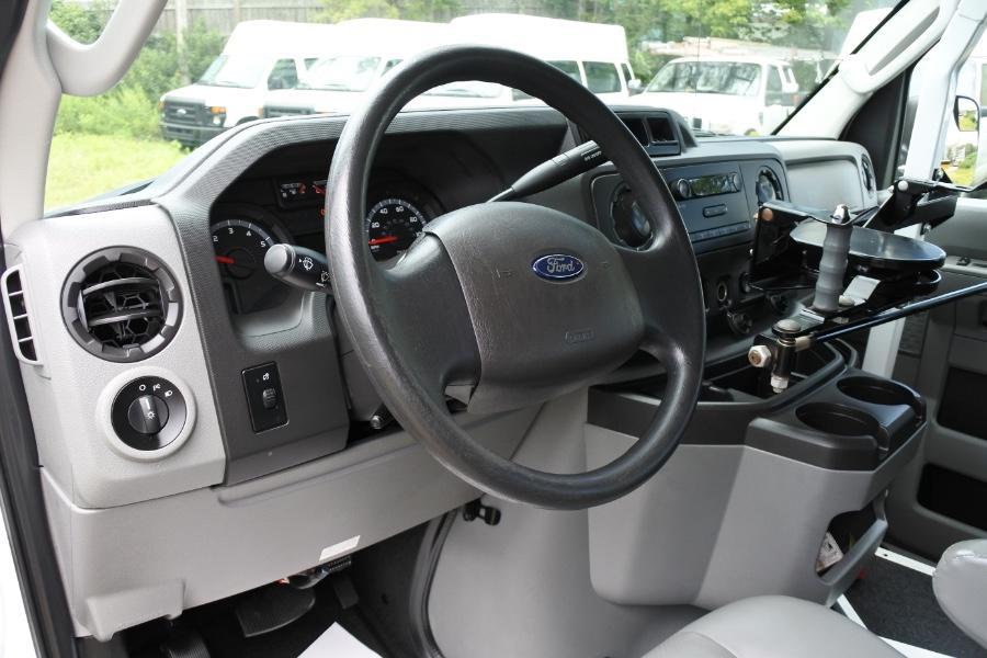 Used 2014 Ford Econoline E-250 Wheelchair Van Used 2014 Ford Econoline E-250 Wheelchair Van for sale  at Metro West Motorcars LLC in Shrewsbury MA 11