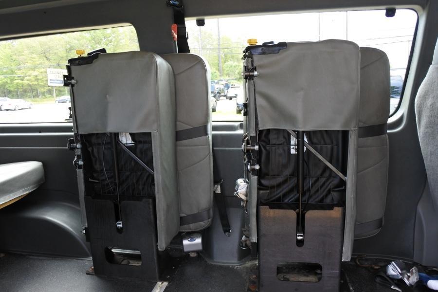 Used 2014 Ford Econoline E-250 Wheelchair Van Used 2014 Ford Econoline E-250 Wheelchair Van for sale  at Metro West Motorcars LLC in Shrewsbury MA 20