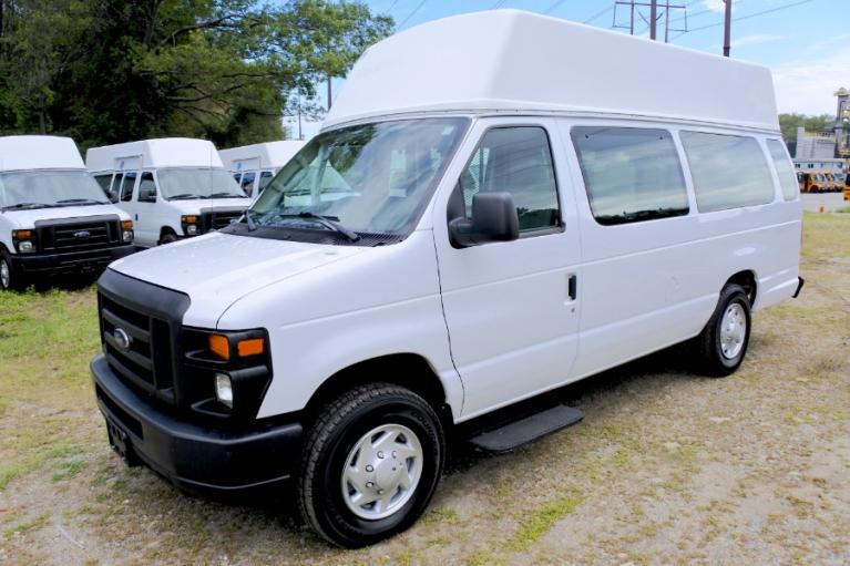 Used Used 2014 Ford Econoline E-250 Wheelchair Van for sale $17,900 at Metro West Motorcars LLC in Shrewsbury MA