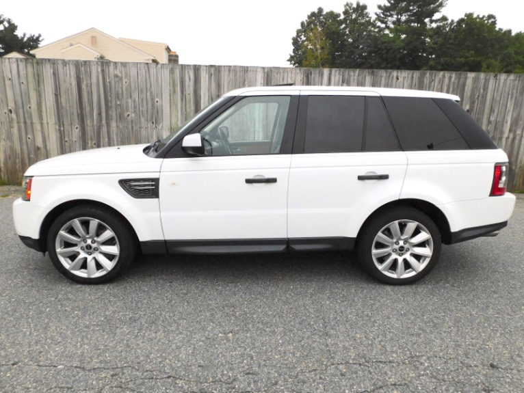 Used 2011 Land Rover Range Rover Sport Supercharged Used 2011 Land Rover Range Rover Sport Supercharged for sale  at Metro West Motorcars LLC in Shrewsbury MA 2