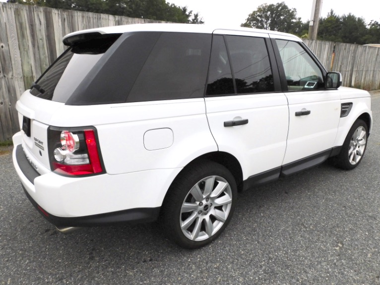 Used 2011 Land Rover Range Rover Sport Supercharged Used 2011 Land Rover Range Rover Sport Supercharged for sale  at Metro West Motorcars LLC in Shrewsbury MA 5