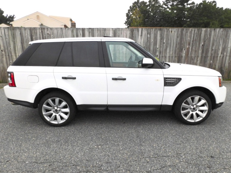 Used 2011 Land Rover Range Rover Sport Supercharged Used 2011 Land Rover Range Rover Sport Supercharged for sale  at Metro West Motorcars LLC in Shrewsbury MA 6