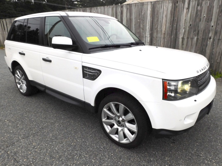 Used 2011 Land Rover Range Rover Sport Supercharged Used 2011 Land Rover Range Rover Sport Supercharged for sale  at Metro West Motorcars LLC in Shrewsbury MA 7