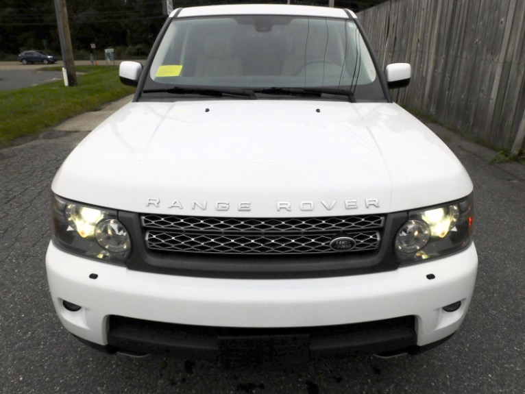 Used 2011 Land Rover Range Rover Sport Supercharged Used 2011 Land Rover Range Rover Sport Supercharged for sale  at Metro West Motorcars LLC in Shrewsbury MA 8