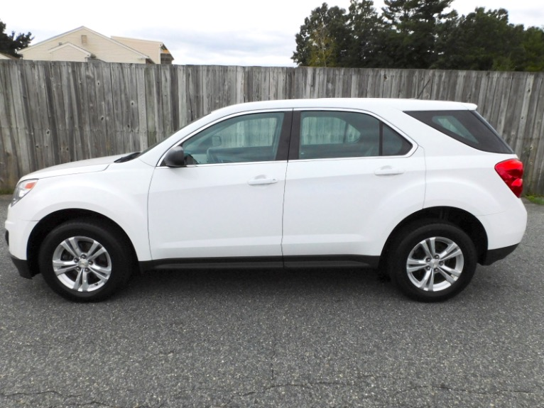 Used 2013 Chevrolet Equinox FWD LS Used 2013 Chevrolet Equinox FWD LS for sale  at Metro West Motorcars LLC in Shrewsbury MA 2